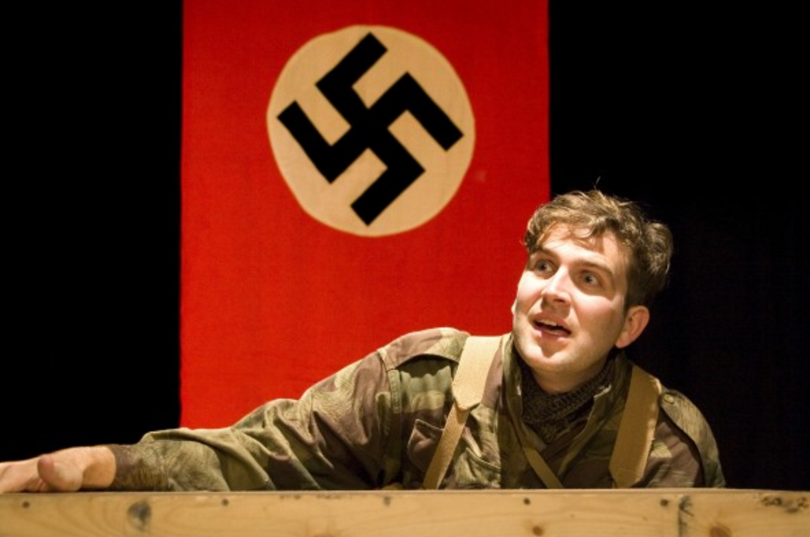 Humphrey Ker is Dymock Watson Nazi Smasher!