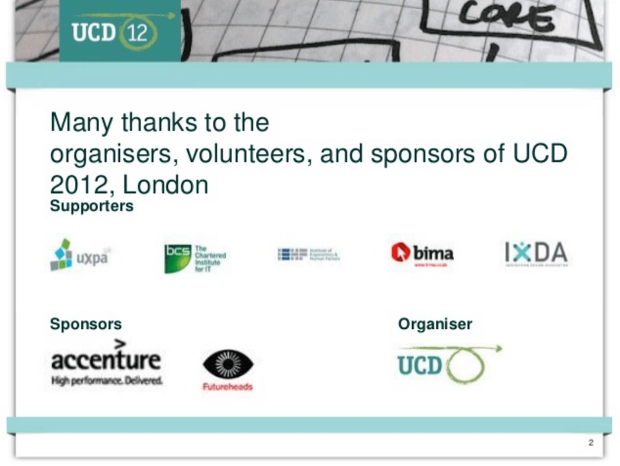 UCD2012