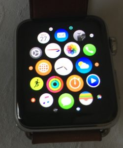 iWatch Screen