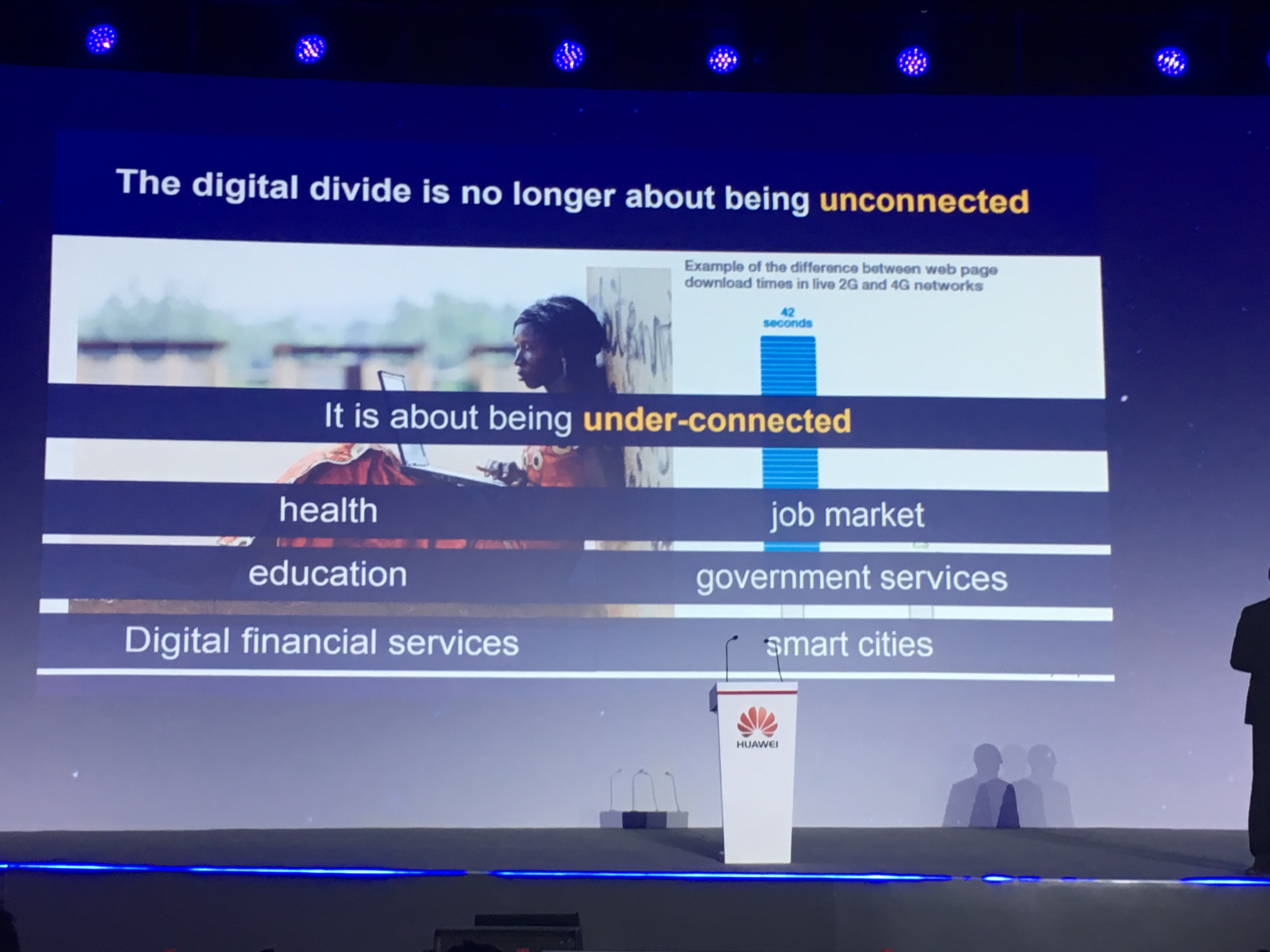 #Huawei works to end the #digitaldivide by #recycling #infrastructure for #rural #ultrabroadband