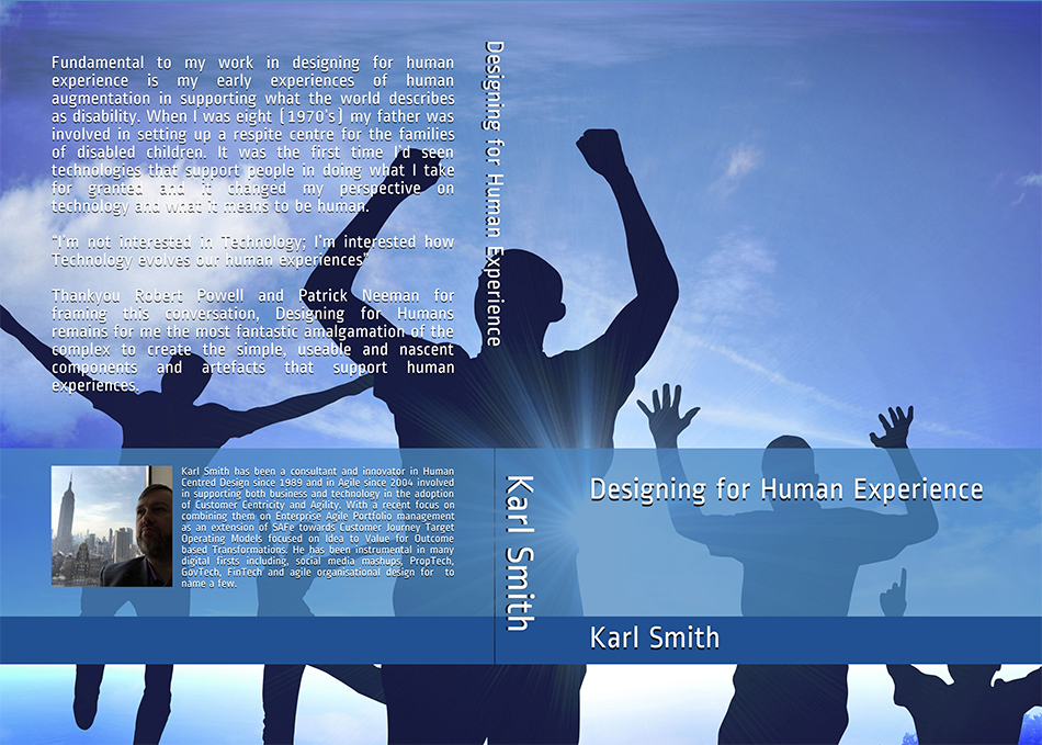 Designing for Human Experience book cover