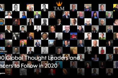 Top 100 Thought Leaders and Influencers to follow in 2020