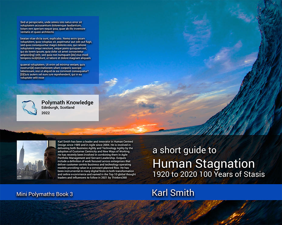 a short guide to Human Stagnation